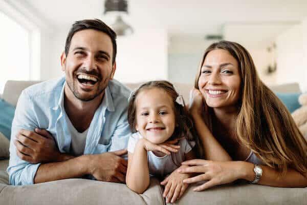 Privathaftpflicht und Diensthaftpflicht Bild Familie